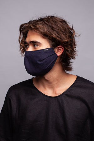 Face Cover Black / L