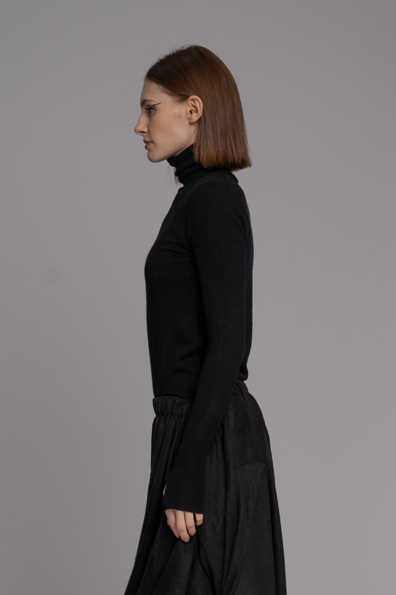 Wind Dress BLACK