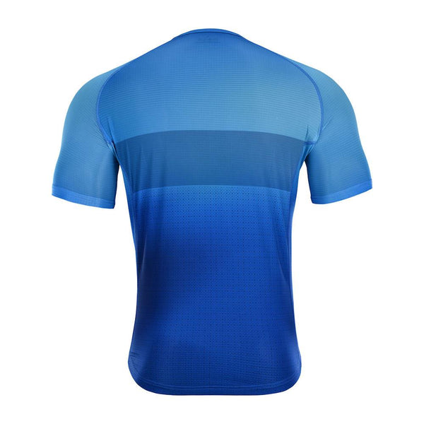 T-Shirt uomo traspirante V-AIR - Water