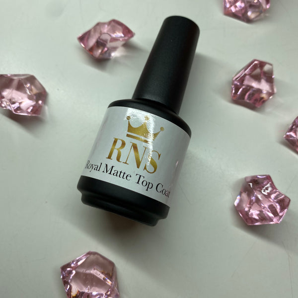 Royal Matte Top Coat