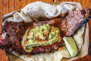 Smoked Brisket Text-Mex-Style