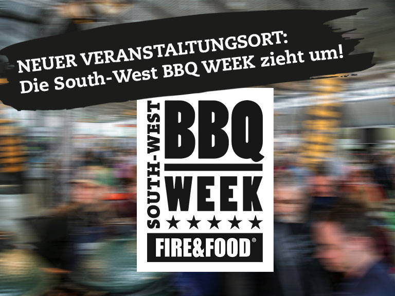 Die South-West BBQ WEEK zieht um!