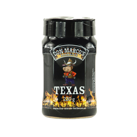 Don Marco's Texas Rub