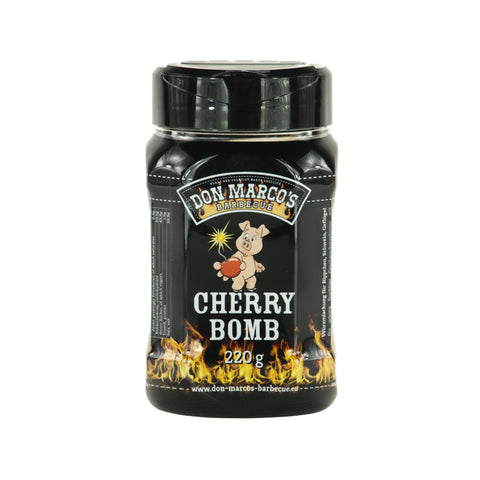 Don Marco's Cherry Bomb Rub