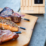 Meater Block Thermometer-Set + Bookazine Best Chicken GRATIS!