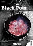 Petromax Atago + Dutch Oven  ft9 + Bookazine Black Pots Print