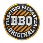 FIRE&FOOD Pitmaster Patch Original