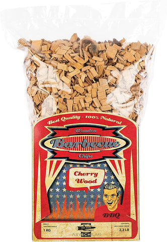"Wood Smoking Chips ""Cherry Wood"""