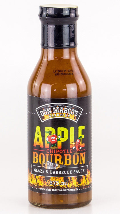 Don Marco's Apple/Chipotle/Bourbon BBQ Glaze