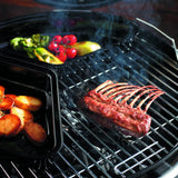 Barbecue-Garschalen 2er Set