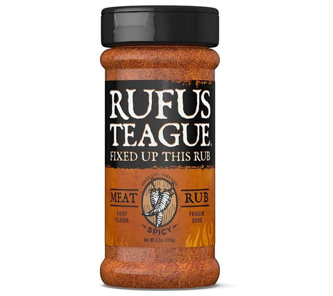 Meat Rub Spicy 6.5 oz.