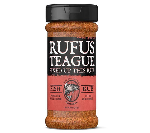 Fish Rub 6.8 oz.