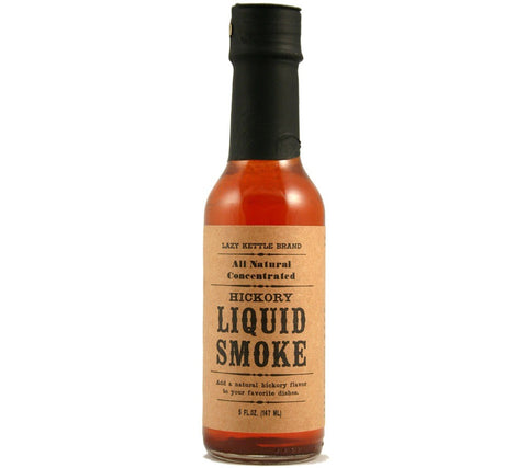 Lazy Kettle Brand Liquid Smoke