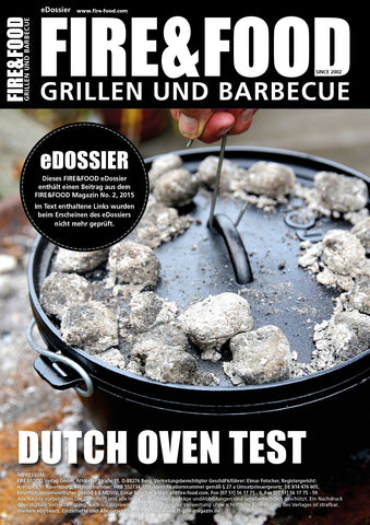 eDossier – Dutch Oven Test