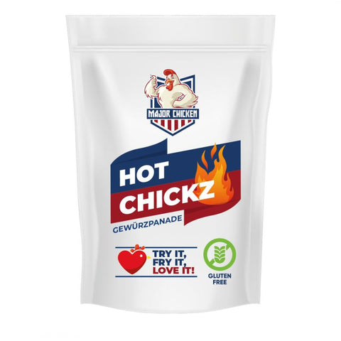 Major Chicken HOT CHICKZ, 500g