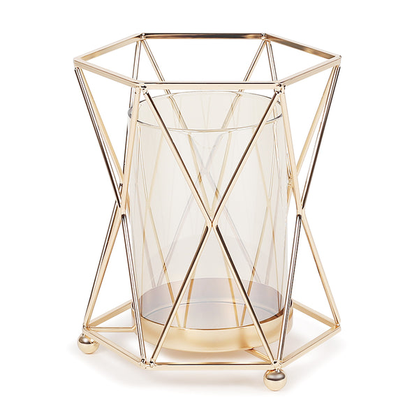 Terrarium Glow Candle Holder-Candleware-The Auri Collective