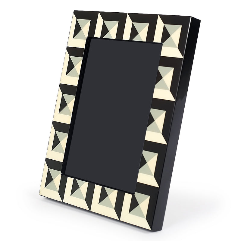 Noir Transitional Photo Frame-Photo Frames-The Auri Collective