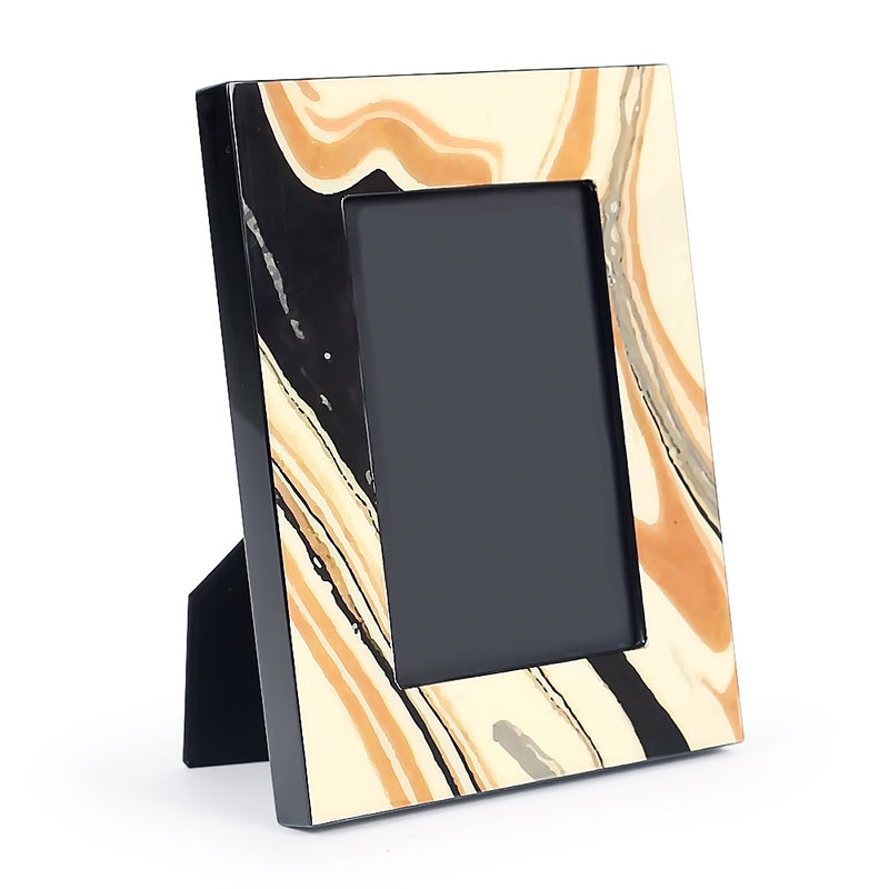 Kaleidoscopic Photo Frame-Photo Frames-The Auri Collective