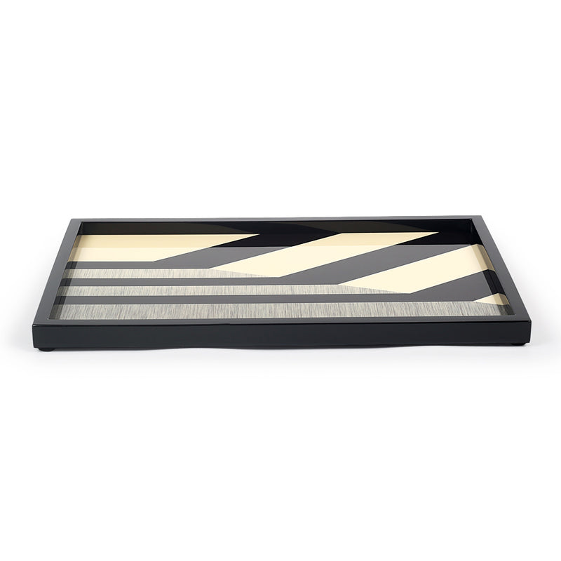 Obsidian Tray-Trays-The Auri Collective