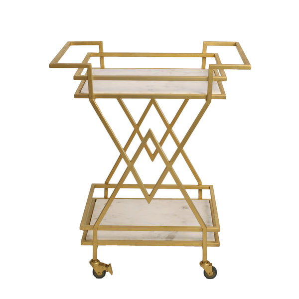 Townhouse Serving Cart-Trays-The Auri Collective