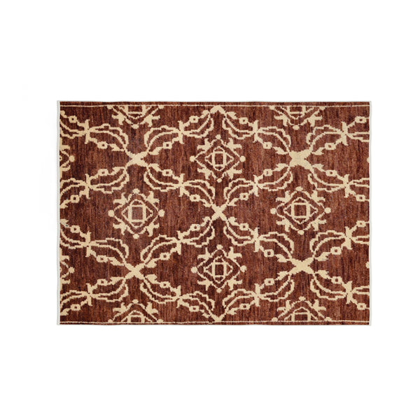 Tapas Hand Knotted Rug-Carpets & Rugs-The Auri Collective