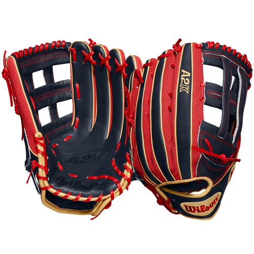 Wilson A2K Baseball Glove Mookie Betts - Right Hand Throw