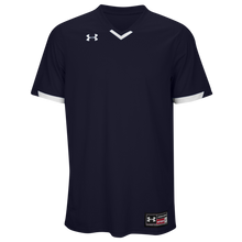 Load image into Gallery viewer, Under Armour Ignite V-Neck Baseball Jersey