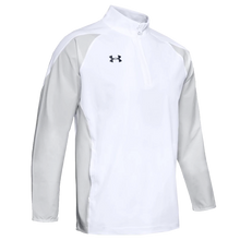 Load image into Gallery viewer, UA Motivate Woven Longsleeve ¼ Zip