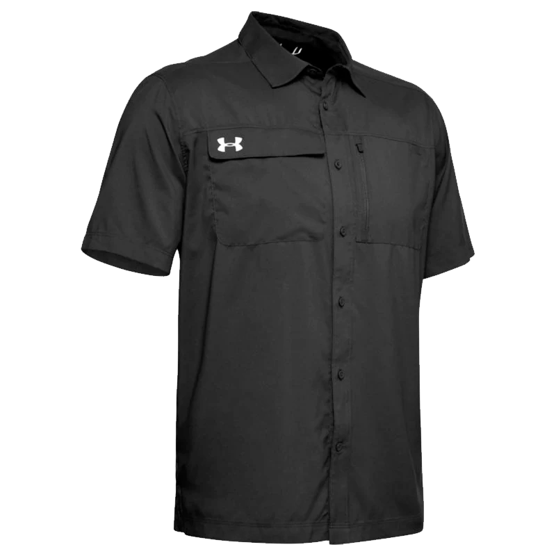 UA Motivate Button Up