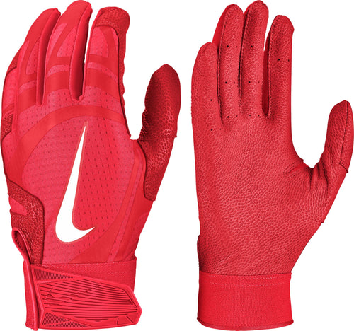 Nike Alpha Pro Batting Gloves - Best Sport Red Gloves