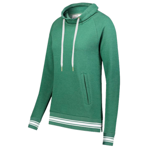 Holloway Ladies Ivy League Funnel Neck Pullover.