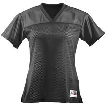 Load image into Gallery viewer, Augusta Ladies Replica Football Tee