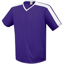Load image into Gallery viewer, High Five Youth Genesis Soccer Jersey