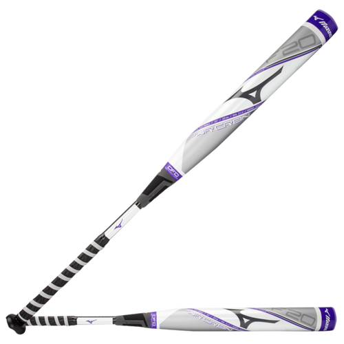 Mizuno F20-PWR CRBN Fastpitch Softball Bat (-10)