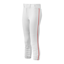 Load image into Gallery viewer, Mizuno Women's Softball Pant - Piped