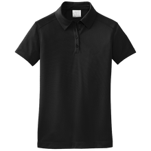 Load image into Gallery viewer, Nike Ladies Dri-fit Pebble Texture Polo.