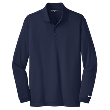 Load image into Gallery viewer, Nike Golf Long Sleeve Dri-fit Stretch Tech Polo.