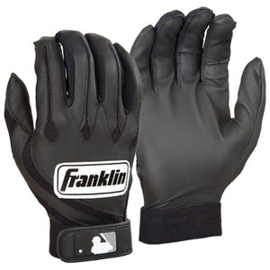 Youth Series Batting Gloves Color Black.