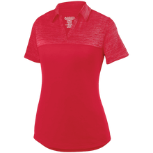 Load image into Gallery viewer, Augusta Ladies Shadow Tonal Heather Polo.