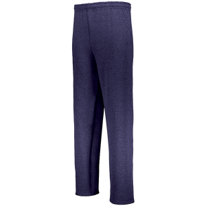 RUSSELL DRI-POWER® OPEN BOTTOM POCKET SWEATPANTS