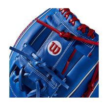 "Load image into Gallery viewer, 2021 Wilson A2000 SuperSkin Series Vladimir Guerrero Jr. 12.25"" Infield Glove"