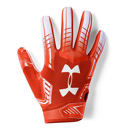 Under Armour F6 Youth Football Gloves.