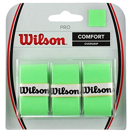 Wilson Pro Overgrip Optic Green 3 Pack