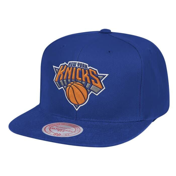 Team Ground Snapback New York Knicks