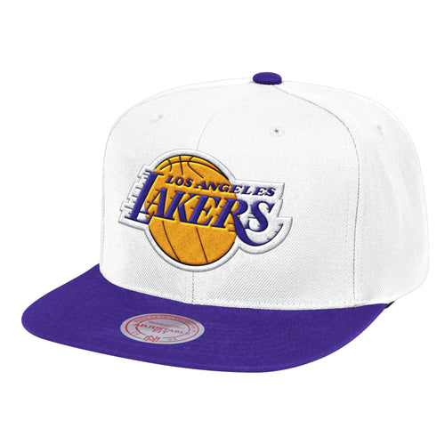 Fresh Crown Snapback Los Angeles Lakers