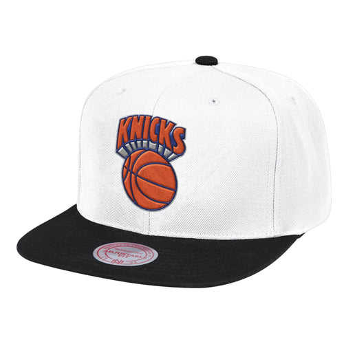 Knicks Print Best Cap - Best White Ball Print Cap