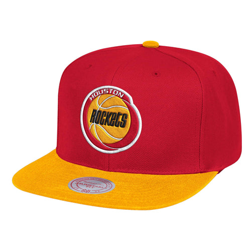 Wool 2 Tone Snapback Houston Rockets