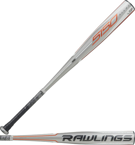 Rawlings 2020 5150 BBCOR Baseball Bat Series (-3)