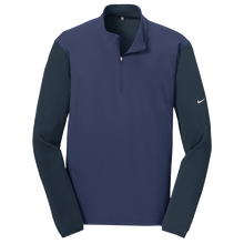 Load image into Gallery viewer, Nike Golf Dri-fit Fabric Mix 1/2 Zip Cover-up.
