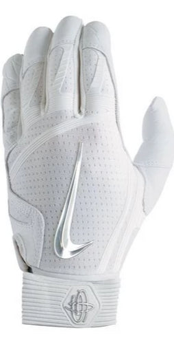 Nike Elite Batting Gloves - White Best Gloves 2020